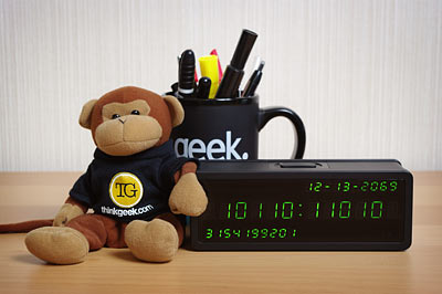 ThinkGeek Epoch Clock