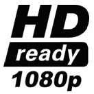 Logo HD Ready 1080p
