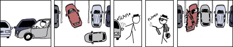 Solución Estacionamiento